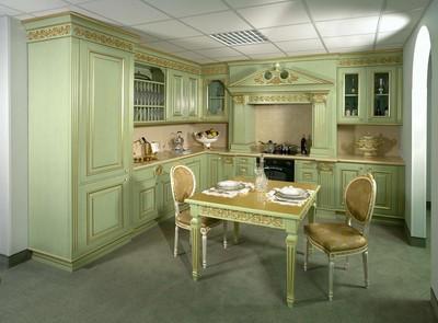 Cucine Country » Cucine Country Verde - Ispirazioni Design ...