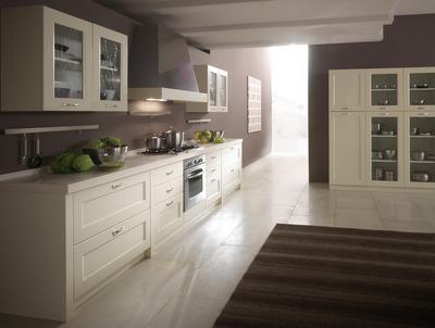 Cucina Avorio Moderna.Mobili Castello Cucine Moderne