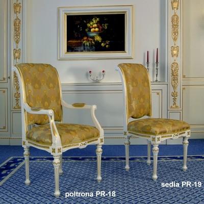 Mobili castello sedie e poltrone for Poltrone e sedie