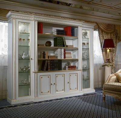 Mobili Castello - Vetrine e Librerie
